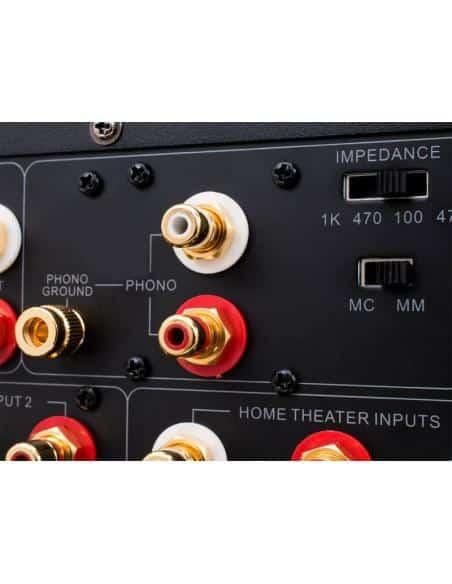 Preamplificatore stereo Emotiva XSP-1, ingresso phono