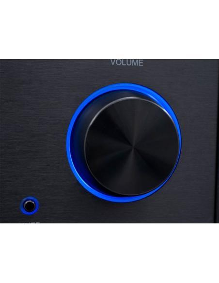 Preamplificatore stereo Emotiva XSP-1, controllo volume