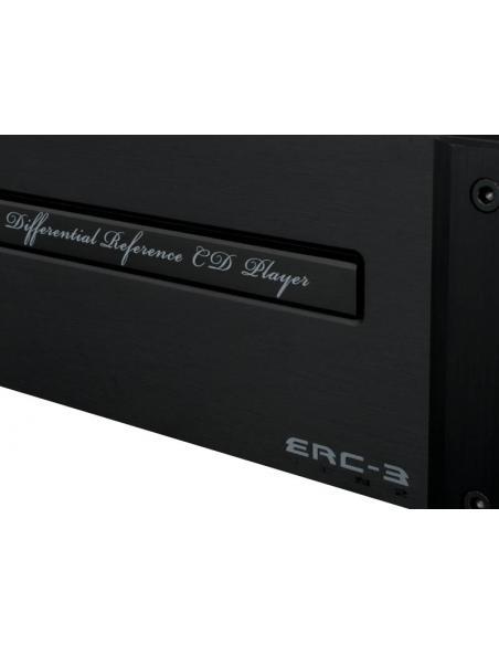 Lettore CD Emotiva ERC-3, dettaglio frontale